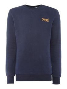 Jack & Jones Crew-neck Sweatshirt