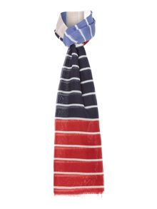 Marella ORAFO striped scarf