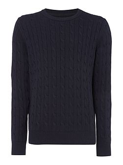 Sanford Cable Crew Jumper