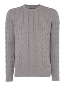 Howick Sanford Cable Crew Jumper