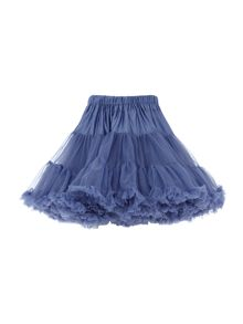 Angel's Face Girls Big Bow Tutu Skirt