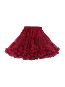 Angel's Face Girl`s Tutu Big Bow Skirt