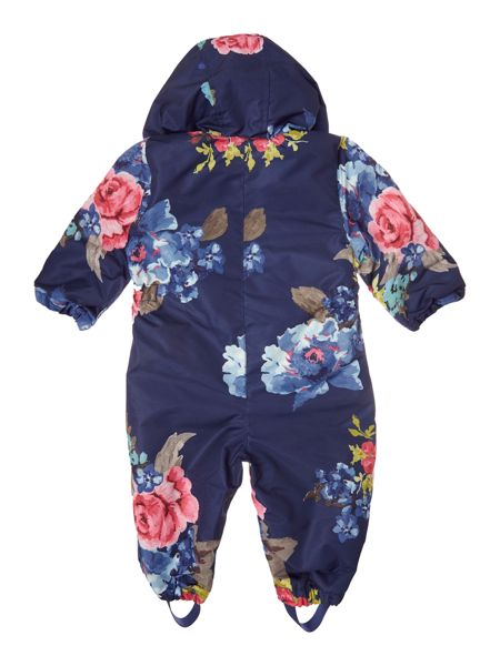 Joules Girls Snow suit Long Sleeve