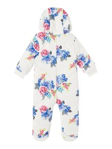 Joules Girl`s Pramsuit Long Sleeve