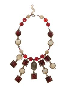 Marella Valda mixed bead and pearl necklace
