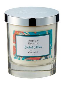 Linea Tropical Escape Candle