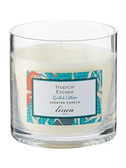 Tropical Escape 3 wick Candle