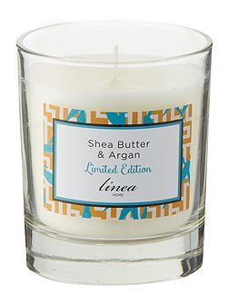 Shea butter & Argan Candle