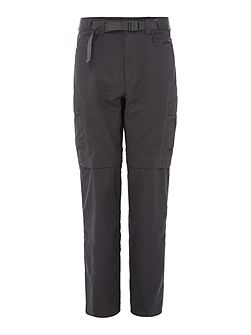 Paramount peak convertible trousers