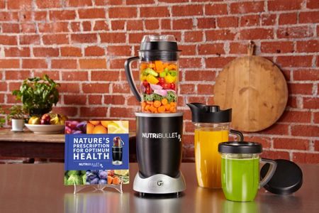 NutriBullet Nutrition Extractor RX