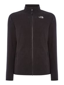 The North Face Mens 100 glacier full zip sweat
