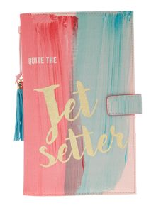 Disaster Taa Daa jet setter travel wallet
