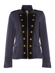 Denim and Supply Ralph Lauren Military jacket in navy
