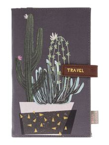 Disaster Urban garden travel wallet