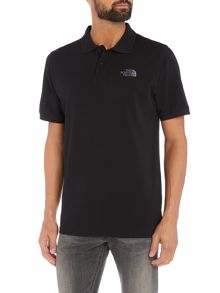 The North Face Short sleeve logo polo