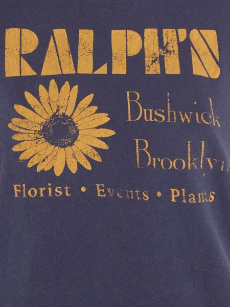 Denim and Supply Ralph Lauren Short sleeve Ralph`s logo tee