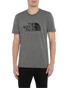 The North Face Large logo easy tshirt