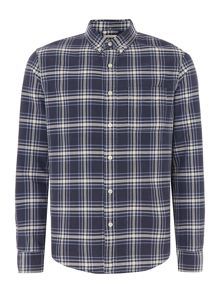 Denim and Supply Ralph Lauren 1 Pocket checked long sleeve shirt