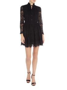 Denim and Supply Ralph Lauren Long sleeve lace dress