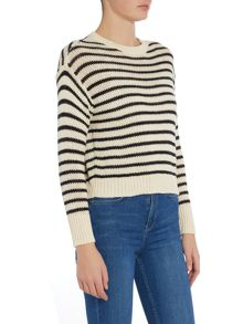 Denim and Supply Ralph Lauren Long sleeve stripe jumper