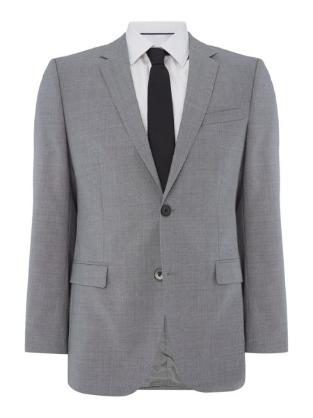Hugo Artisan Textured Slim Fit Jacket