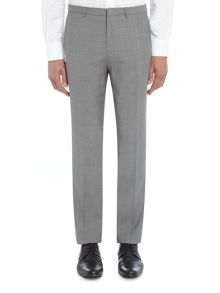 Hugo Artisan Textured Slim Fit Trouser