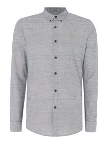 Farah Outwell yarn dye check shirt