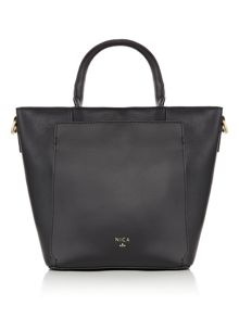 Nica Hayley grab tote bag