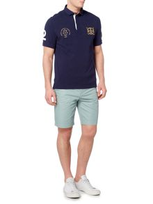 Howick Medford Rowing Short Sleeve Polo Shirt