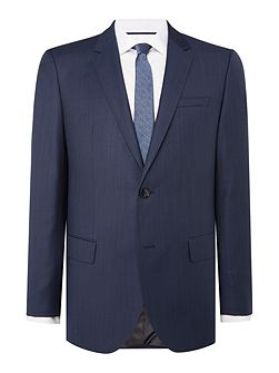 C-Huge Pin Dot Slim Fit Suit Jacket