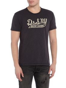 Denim and Supply Ralph Lauren NY logo short sleeve t-shirt