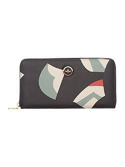 Millie zip around purse