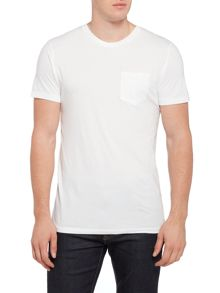 Denim and Supply Ralph Lauren 1 Pocket crew neck t-shirt