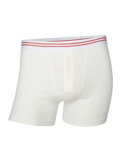 Retro Ribbed Short