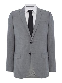 Harvey Getlin Micro Check Two Piece Suit