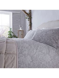 Sofia jacquard pillowcase pair