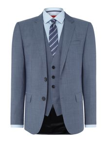 Hugo Huge Genius Three Piece Suit