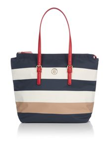 Tommy Hilfiger Nylon medium tote bag