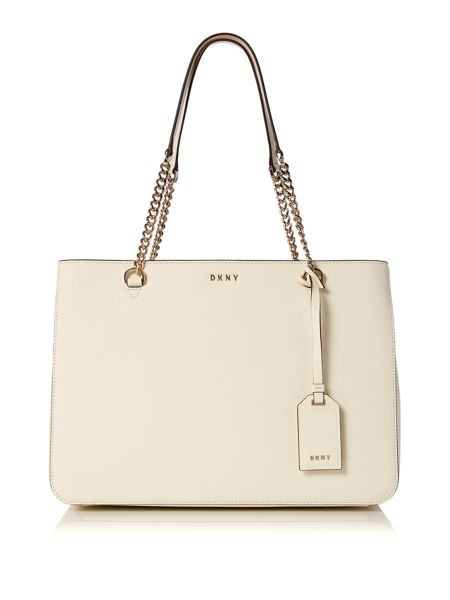 DKNY Exclusive saffiano tote bag
