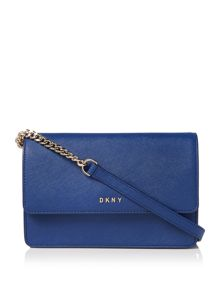 DKNY Exclusive saffiano crossbody bag