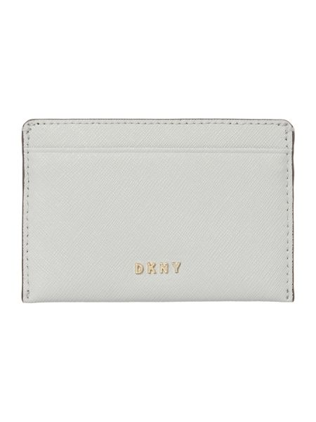 DKNY Saffiano card holder