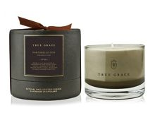 True Grace Manor small bowl candle portobello oud