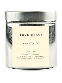 Walled garden tinned candle chamomile