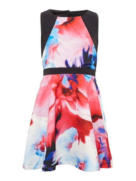 Bardot Junior Girls Sleeveless Floral Dress