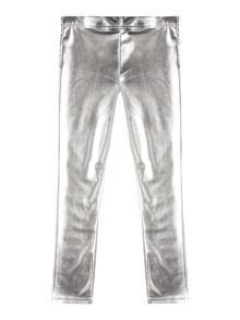 Bardot Junior Girls metallic leggings