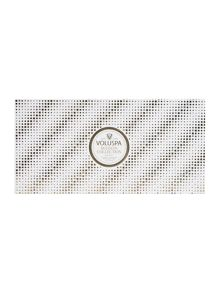 Voluspa Maison holiday candle set of 4