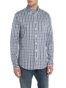 Gant Gingham Long-Sleeve Shirt