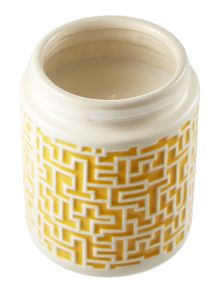Linea Shea butter & Argan Jar Candle