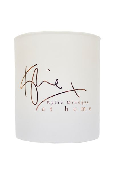 Kylie Minogue Kylie candle tranquillity