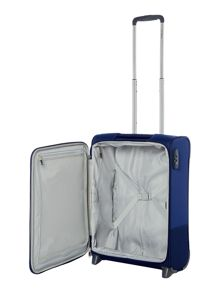 Samsonite Base boost blue 2 wheel 55cm cabin suitcase